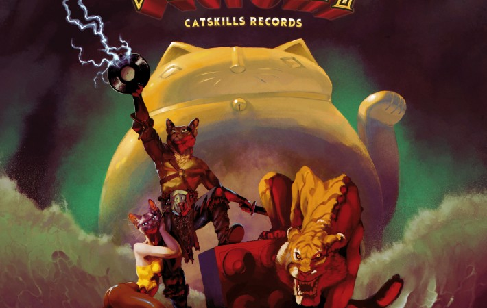 RIDCD026 CATSKILLS RECORDS - 20 YEARS OF VICTORY